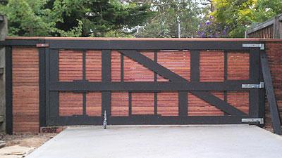 Normanhurst Gate